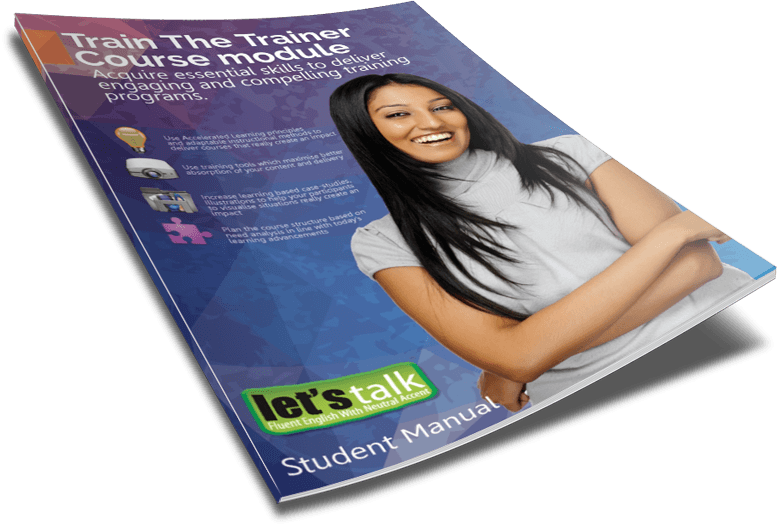 Train the trainer program course manual