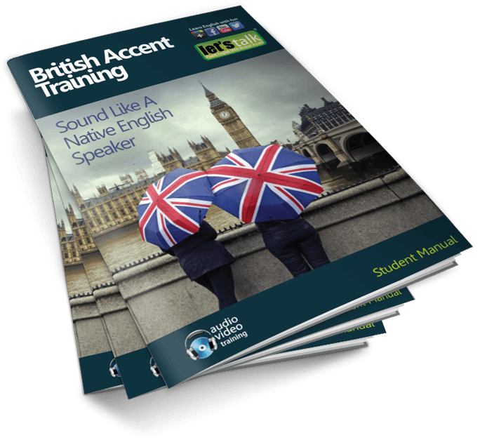 British Accent Training Course in Mumbai by Let's Talk Institute